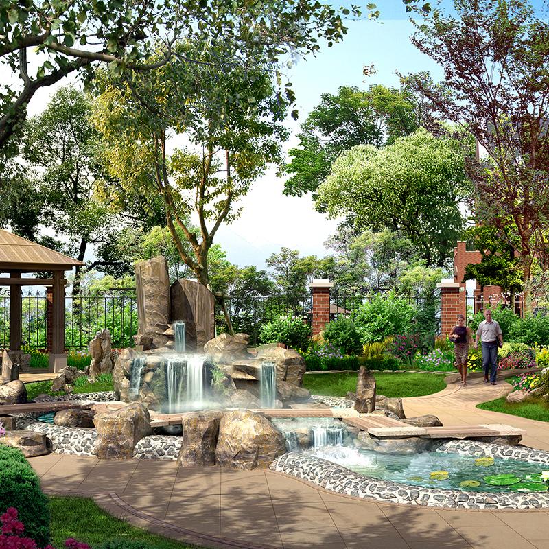 哈尔滨景观设计