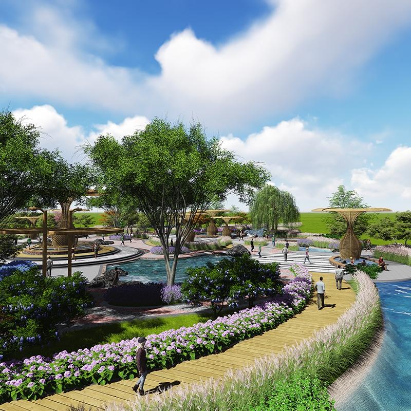 哈尔滨景观设计公司