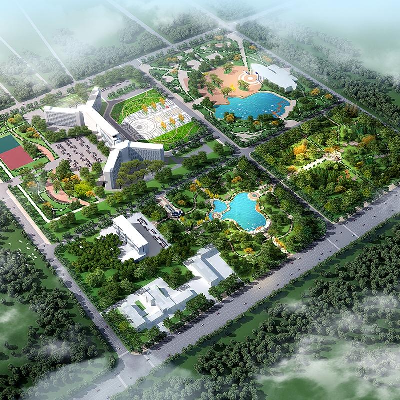 绥化市政府改造